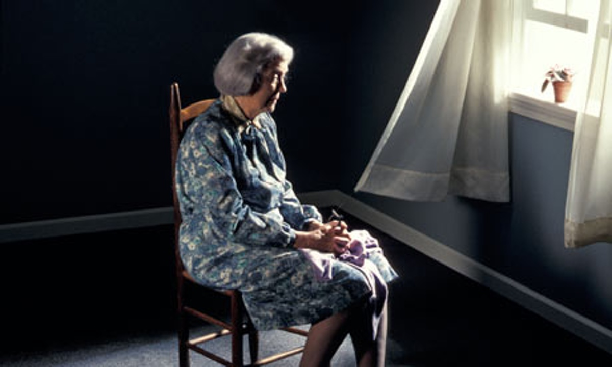 loneliness at old age In old age, many people experience a decline in their physical health, which can mean they are less confident about getting around and socialising as they used to loneliness affects over a.