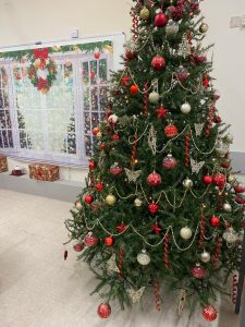 Christmas 2020 at the Day Care Centre