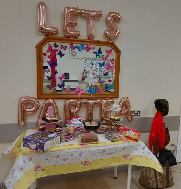 Party Time at the Day Care Centre